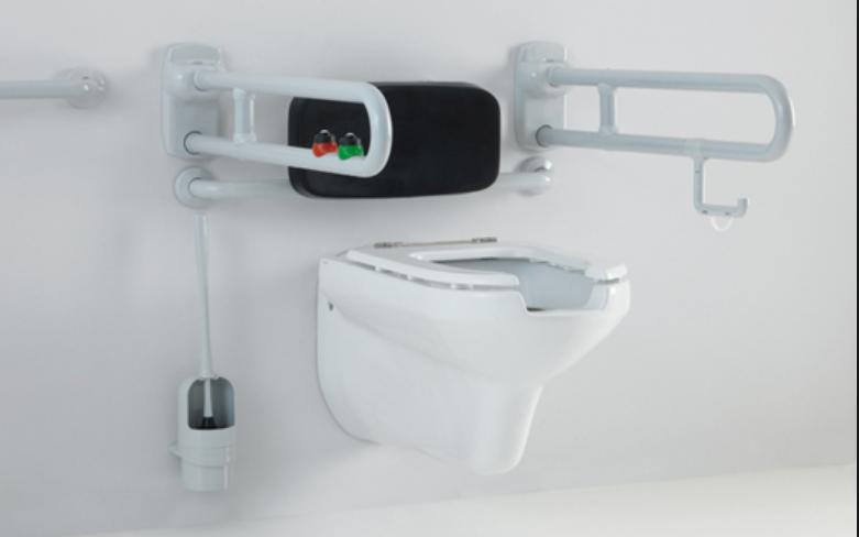 Zero barriere antologia aperta dell 39 accessibilit for Cambiare tavoletta wc sospeso